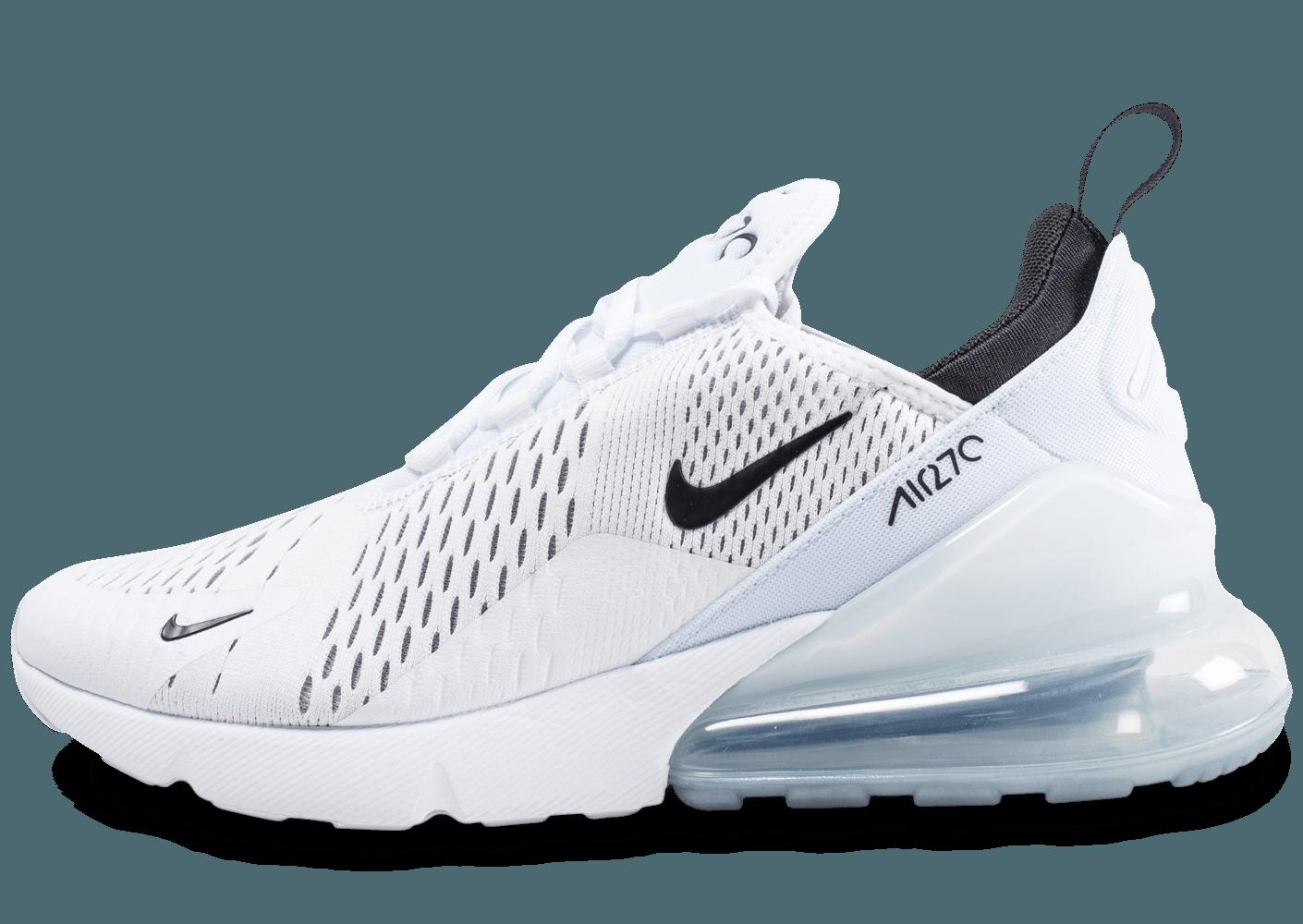 sports shoes c3a0d c6a47 Chasse à la sortie nike air max 270 blanche, Chaussure de nike air ...